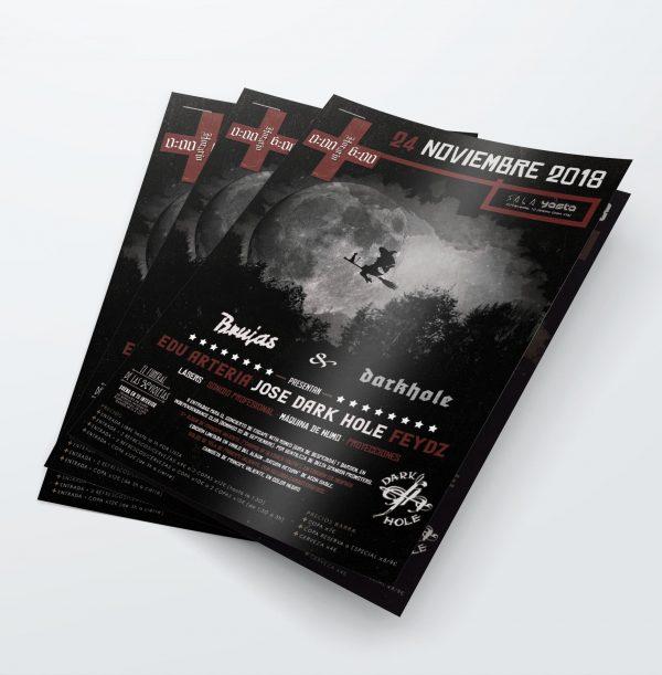 flyers-darkhole