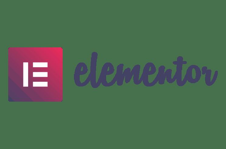 elementor logo color