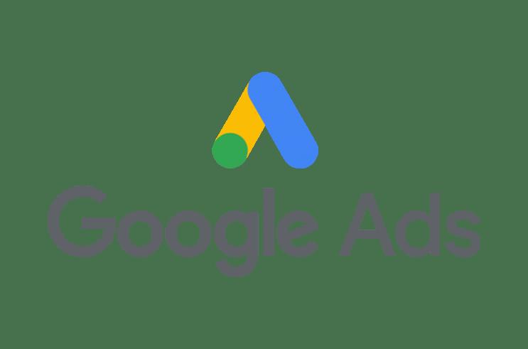 google ads logo color