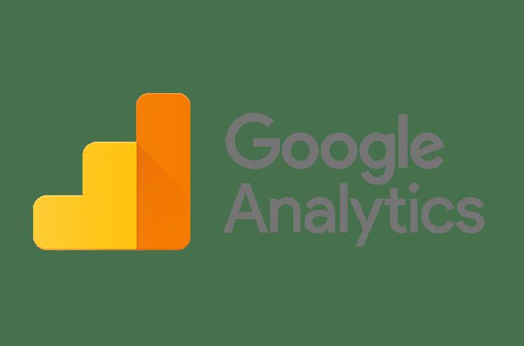 google analytics logo color